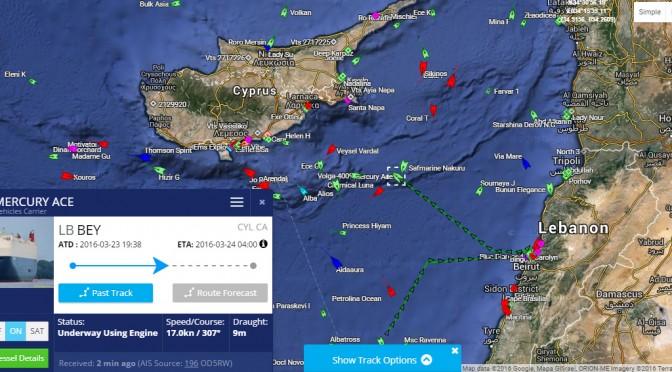 Beirut to Larnaca